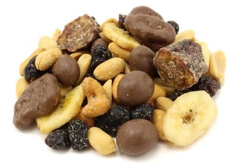 Chocolate Monkey Trail Mix Snacks Nuts Com