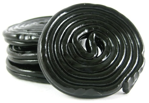 Black Licorice Wheels Chocolates Amp Sweets Nuts Com