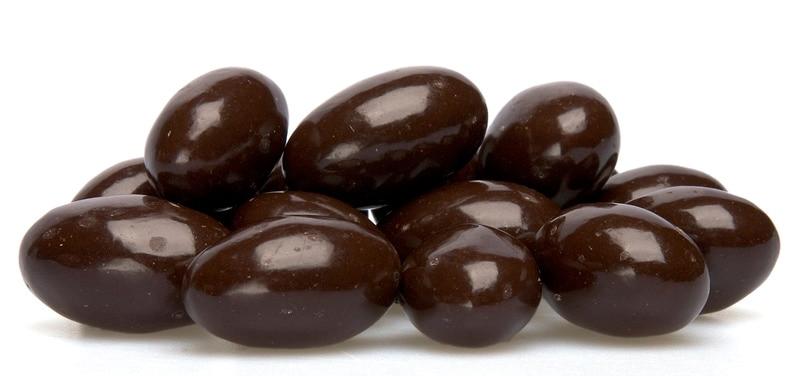 Dark Chocolate Covered Almonds - Nuts.com