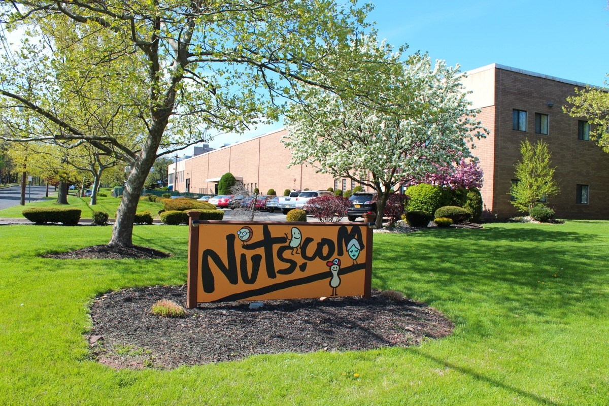 Our Nutty Sign!